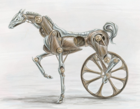 Mechanical Horse
