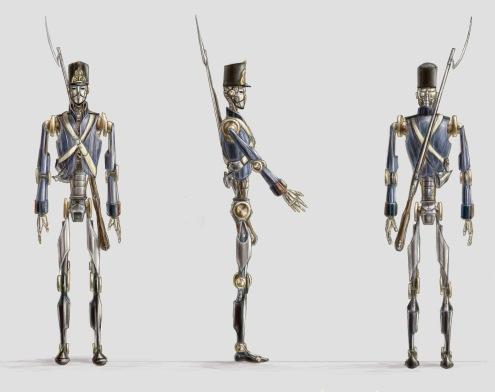 Standard Toy Soldier