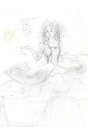 Mother Ginger Sketch
