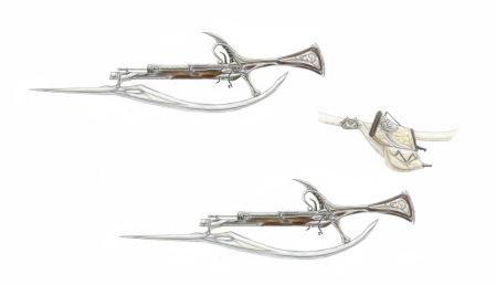 Short Muskets