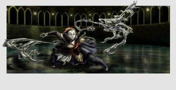 The Marlequin Guard: Vivandiere