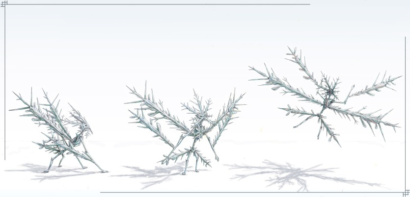 Snowflake Progression