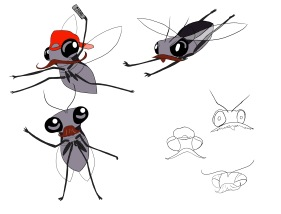 Summer of Bugs - The Gnats