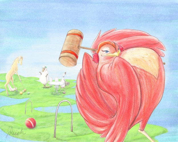 Good Night Tales: The Little Red Hen - Cover